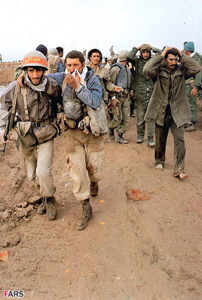 iran irak 80-88 (6)POW