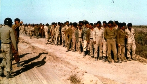iran -irak-POW irak