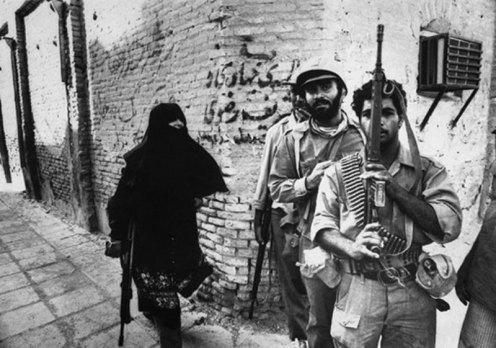 iran irak war 80-88