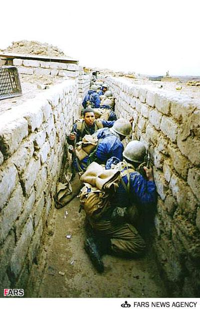 iran irak