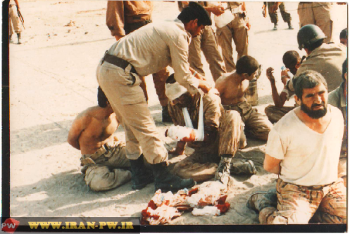 iran POW