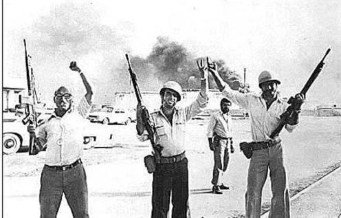 Iranian History- Iran-Iraq War Pictures
