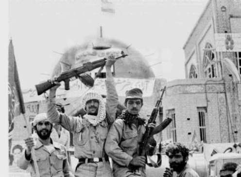 Iranian recapture Khoramshahr from Iraqi forces in 1982