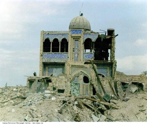 Khorramshahr_Mosque_Destruction_Attack