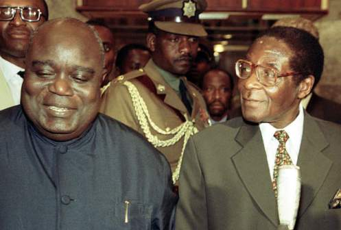 Mugabe and Kabila2