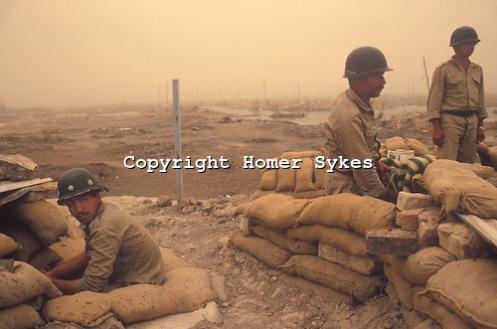 primera guerra del golfo-1980 tropas iraquies