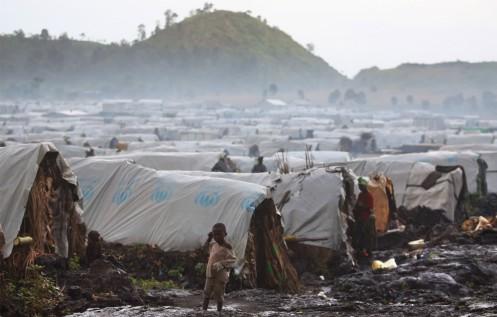 refugiados congo