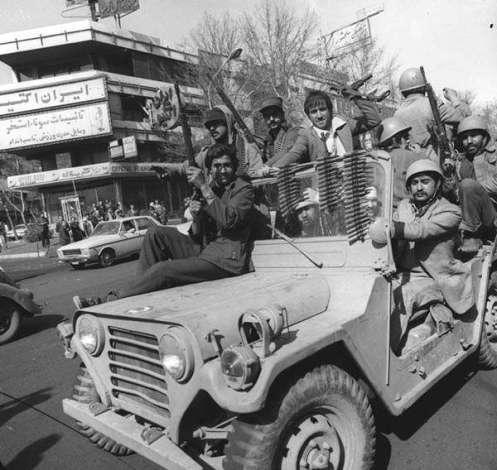 revolución islamica 1979