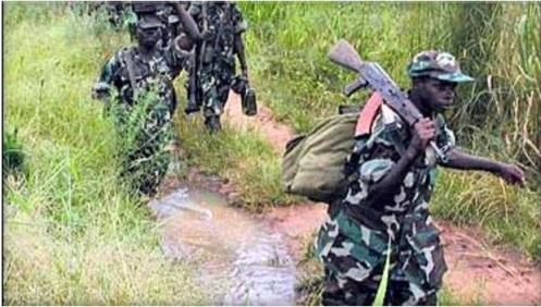 tropas de ruanda