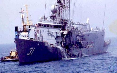 USS-Stark-Navy-Frigate-Persian-Gulf-Exocet-Missile-Attack-Iran-Iraq-War