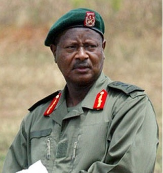 yoweri-president