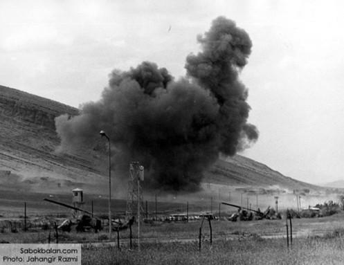 Bombardment-PolZahaab