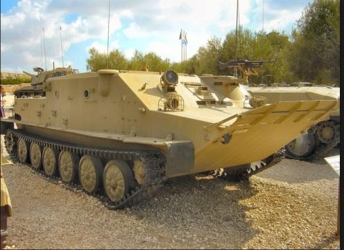 BTR-50 E
