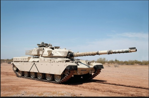 Chieftain tank