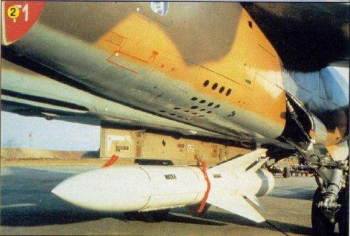 F-1 Irak exocet