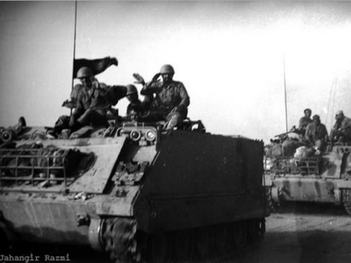 Guerra IRAN-IRAK 1980-1988 (11)