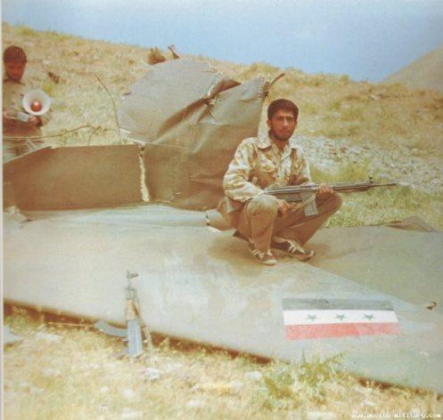 guerra irán-irak -Sukhoi Su-22M-3K