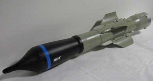 HOT missile