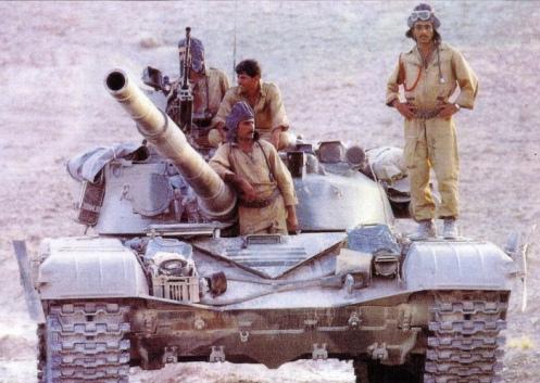 Irak irán T-72