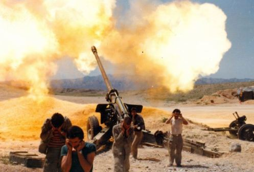 iran irak M-46