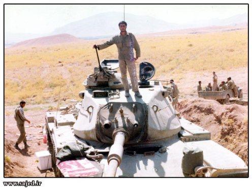 iranian tank