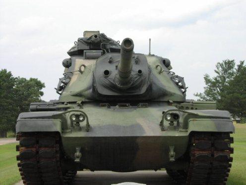 M60 Patton US Main Battle Tank