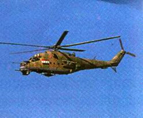 mi-24 iraqui