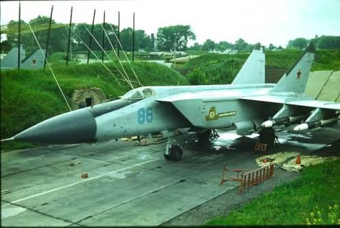 MiG-25PD -