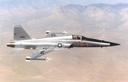 Northrop_F-5E_