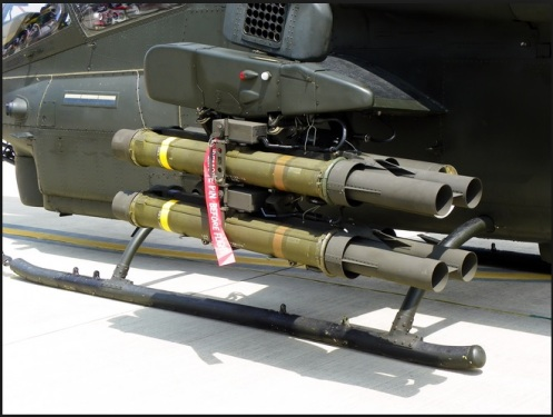 One 4-round XM65 Missile Launcher