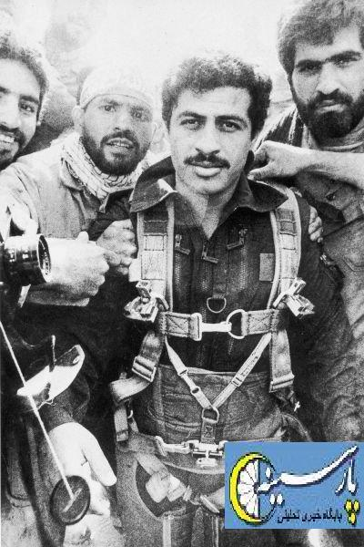 piloto pow guerra iran irak