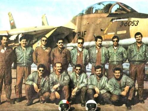 Pilots_of_F14-IRIAF
