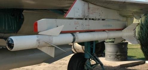 R-3 Air-to-Air Missile
