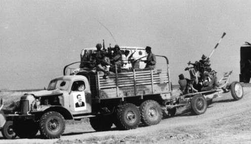 raqi units at Khorramshahr, Iran, October 1980 r