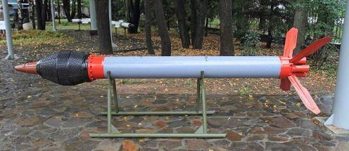 S-25_rocket