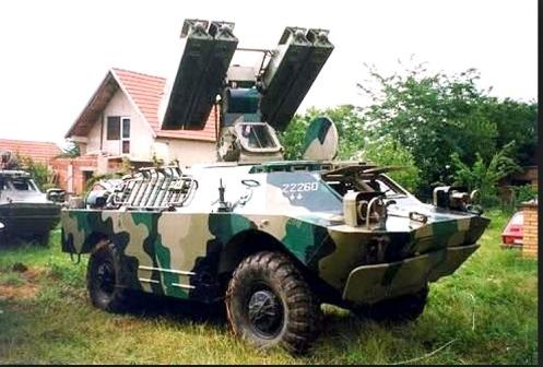 SA-9 Gaskin