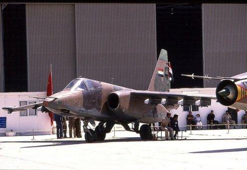 SU-25 IRAK