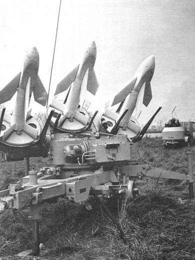 Tiger Cat missile (1)