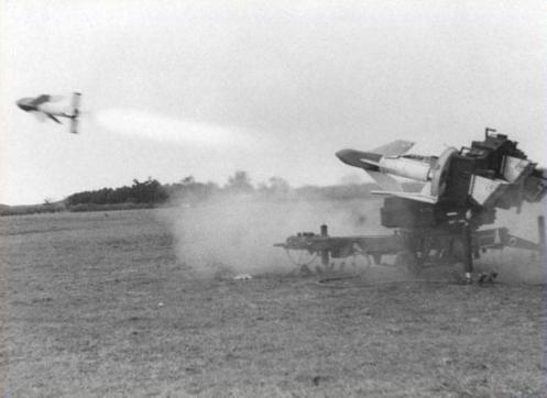 Tiger Cat missile (3)