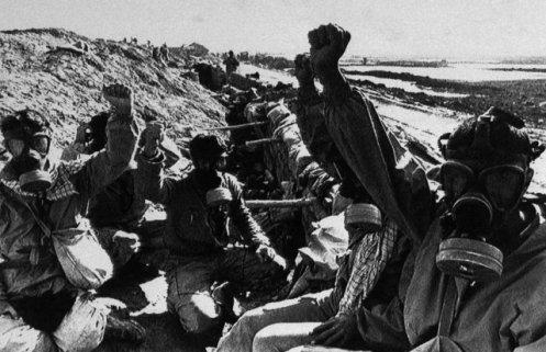 armas quimicas guerra iran irak80-88