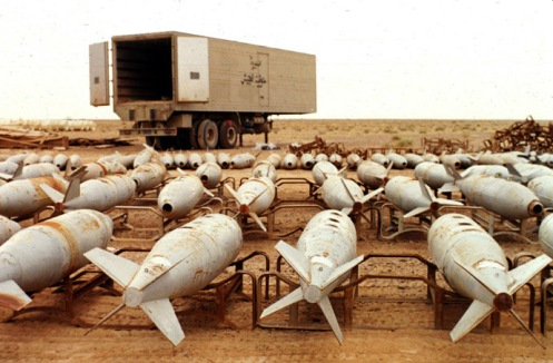 IRAQ-UNSCOM-BOMBS