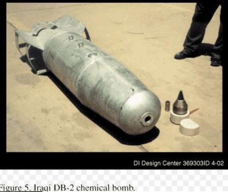 db-2 bomba quimica