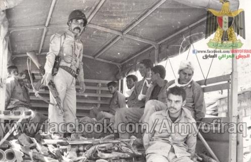 Guerra IRAN-IRAK 1980-1988 (1)
