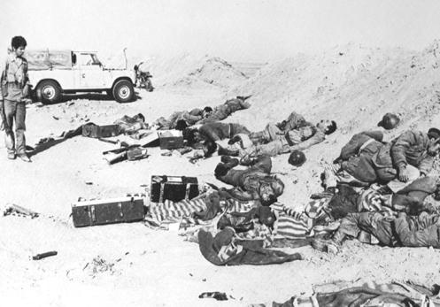 guerra iran-irak 80-88 bajas iraquies