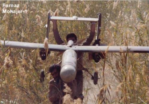 iran irak 80-88 drone