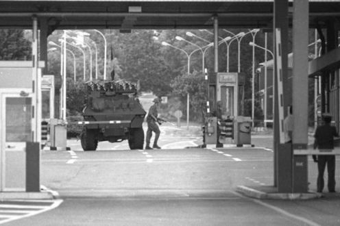Guerra de los Diez Días 1991 (2)