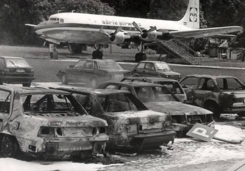 Guerra de los Diez Dias 1991 (17)