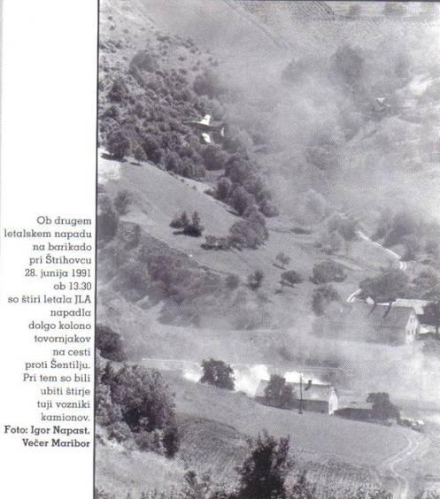 guerra de los diez dias 1991 (2)