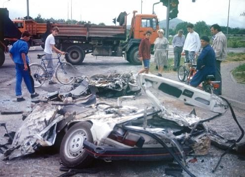 guerra de los diez dias 1991 25-06-1991-