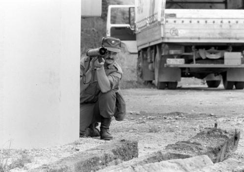 Guerra de los diez dias 1991 (32)